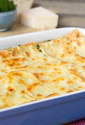 spanac, lasagna spanac, lasagna cu spanac