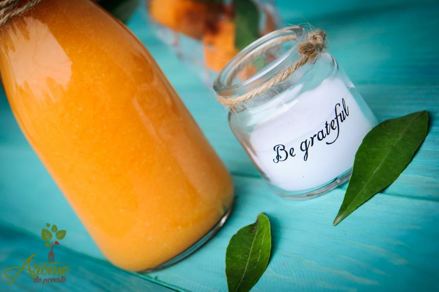 Suc de portocale, morcov si ghimbir (5)