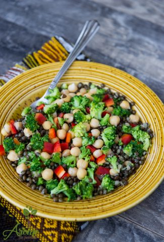 linte, leguminoase, naut, brocoli