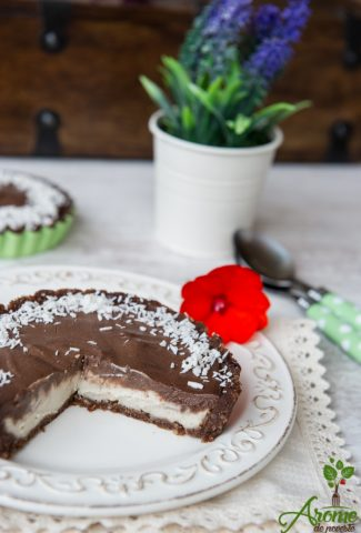 tarta, tarte braw, cocos, ciocolata, tarte cu ciocolata, tarte cu cocos