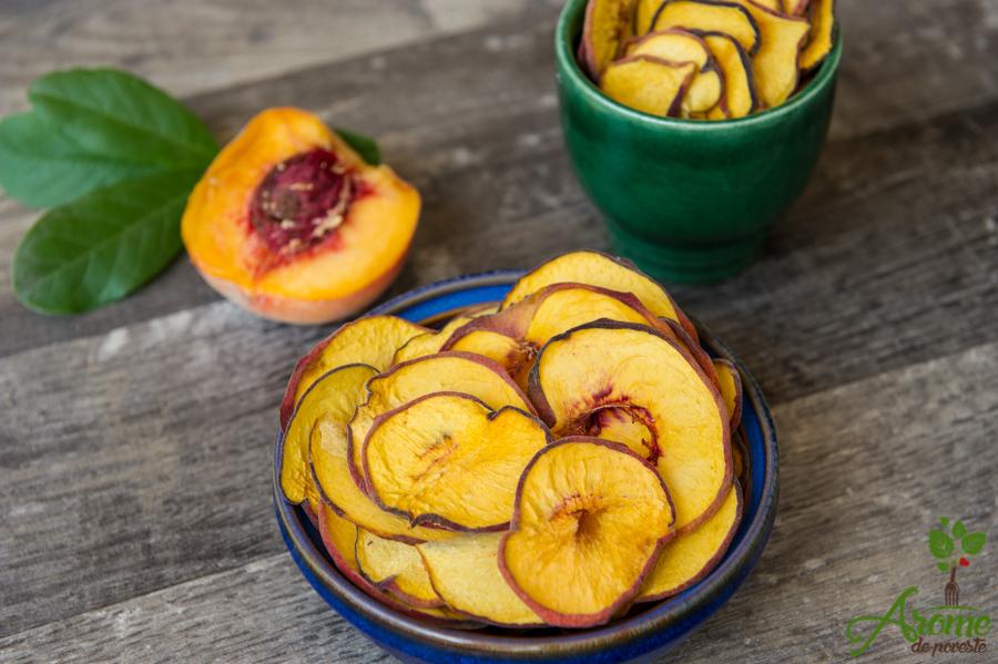 piersici, fructe uscate