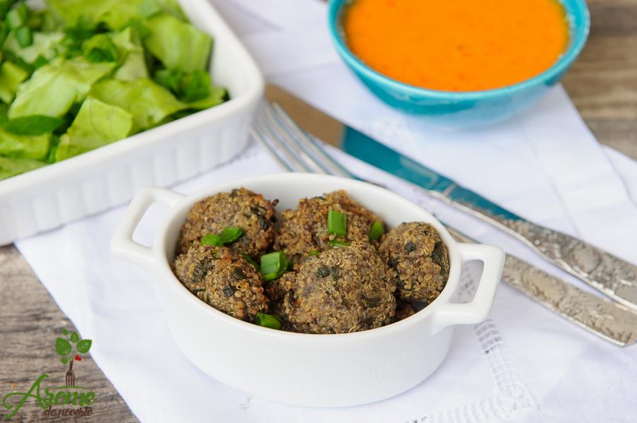 chiftete-quinoa-spanac-vegan