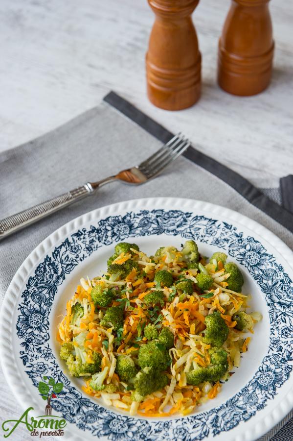 salata, brocoli