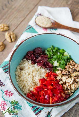 salata-de-quinoa-cu-nuca-si-merisoare